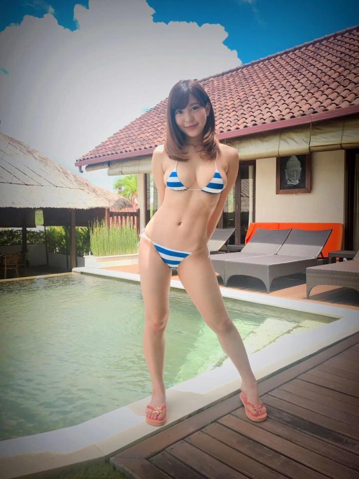 【石原佑里子流出画像】ミス湘南の現役JDがハメ撮りライブチャットがバレて突如引退! 65