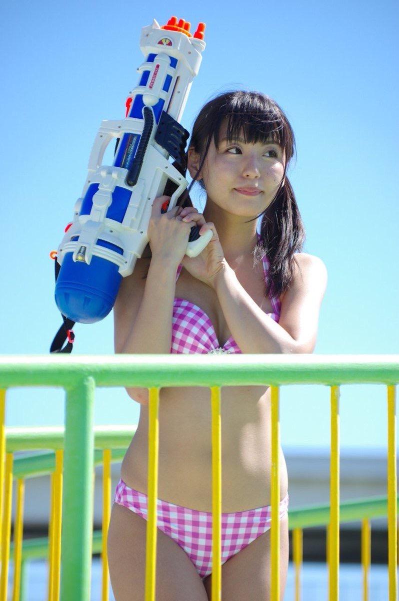 【竹本茉莉エロ画像】世界ふしぎ発見!のミステリーハンターになりたいグラビアアイドルw 12