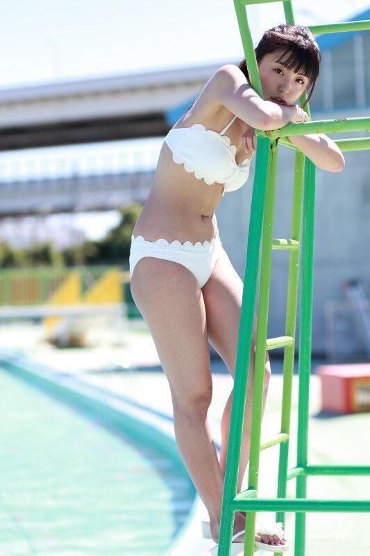 【竹本茉莉エロ画像】世界ふしぎ発見!のミステリーハンターになりたいグラビアアイドルw 16