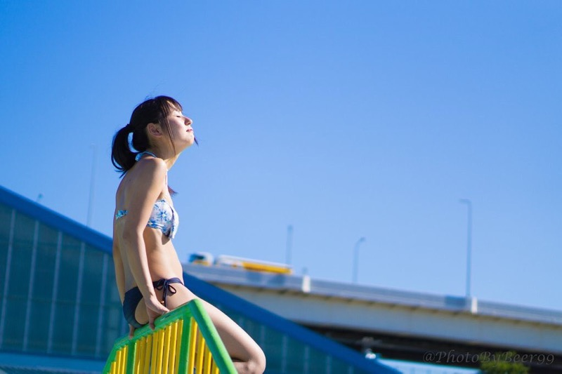 【竹本茉莉エロ画像】世界ふしぎ発見!のミステリーハンターになりたいグラビアアイドルw 25