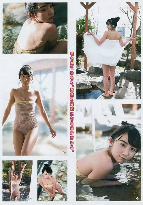 【黒木ひかりグラビア画像】可愛くて抜群にエロい身体の注目グラビアアイドル! 34
