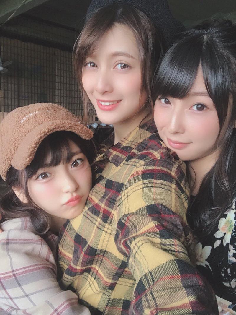 【十味グラビア画像】黒木ひかりちゃんと一緒に表紙を飾った美少女モデル! 33