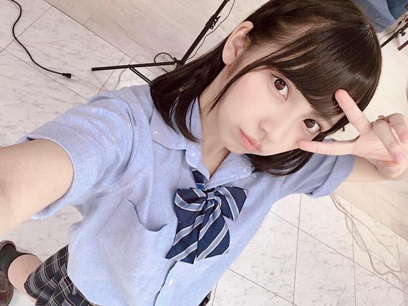 【十味グラビア画像】黒木ひかりちゃんと一緒に表紙を飾った美少女モデル! 61