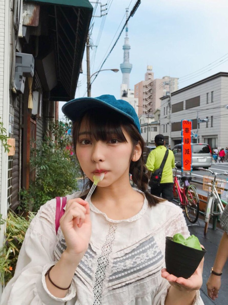 【十味グラビア画像】黒木ひかりちゃんと一緒に表紙を飾った美少女モデル! 66