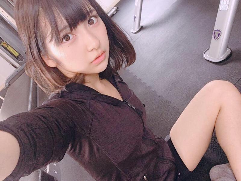 【十味グラビア画像】黒木ひかりちゃんと一緒に表紙を飾った美少女モデル! 70