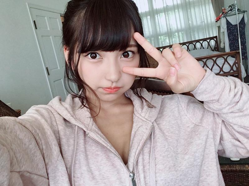 【十味グラビア画像】黒木ひかりちゃんと一緒に表紙を飾った美少女モデル! 73