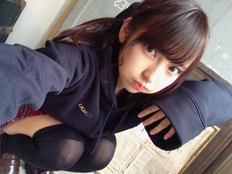 【十味グラビア画像】黒木ひかりちゃんと一緒に表紙を飾った美少女モデル! 75