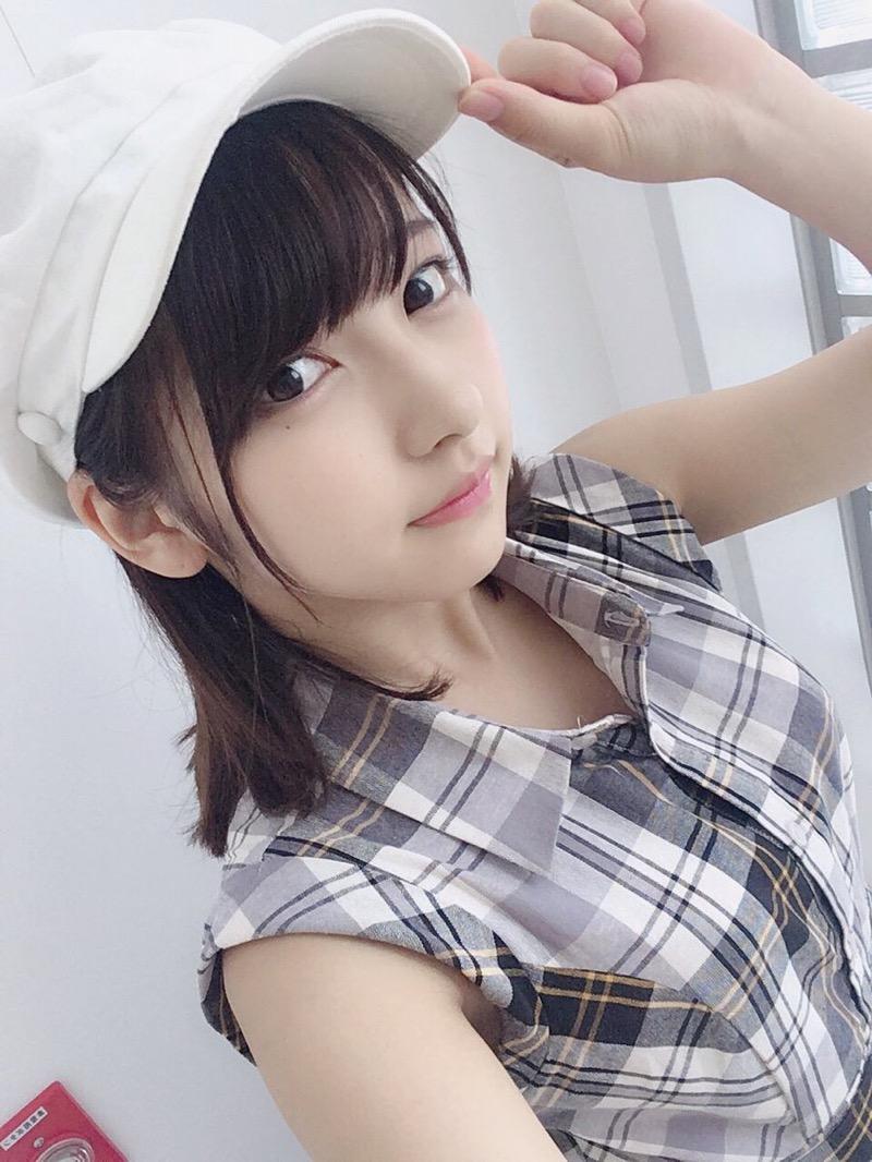 【十味グラビア画像】黒木ひかりちゃんと一緒に表紙を飾った美少女モデル! 79
