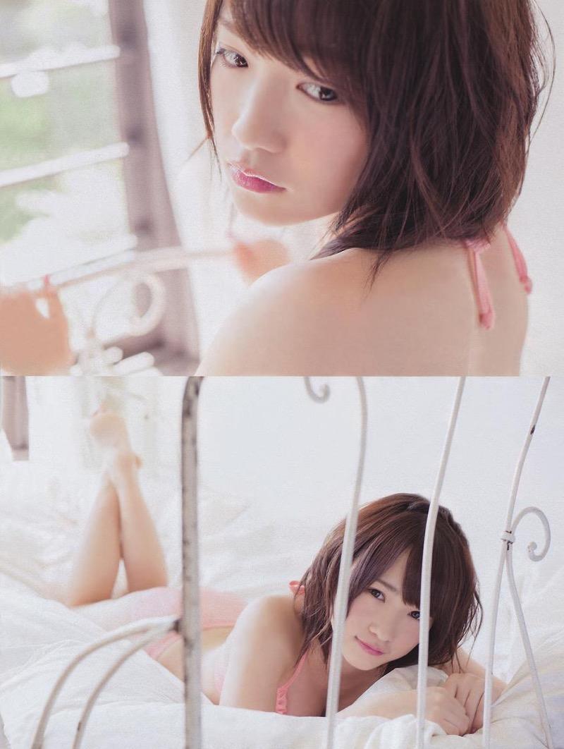 【川栄李奈グラビア画像】事件に巻き込まれてAKB48を卒業してしまった元アイドル 14