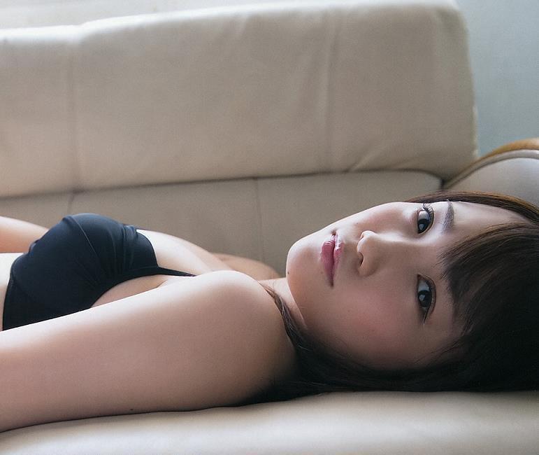 【川栄李奈グラビア画像】事件に巻き込まれてAKB48を卒業してしまった元アイドル 20