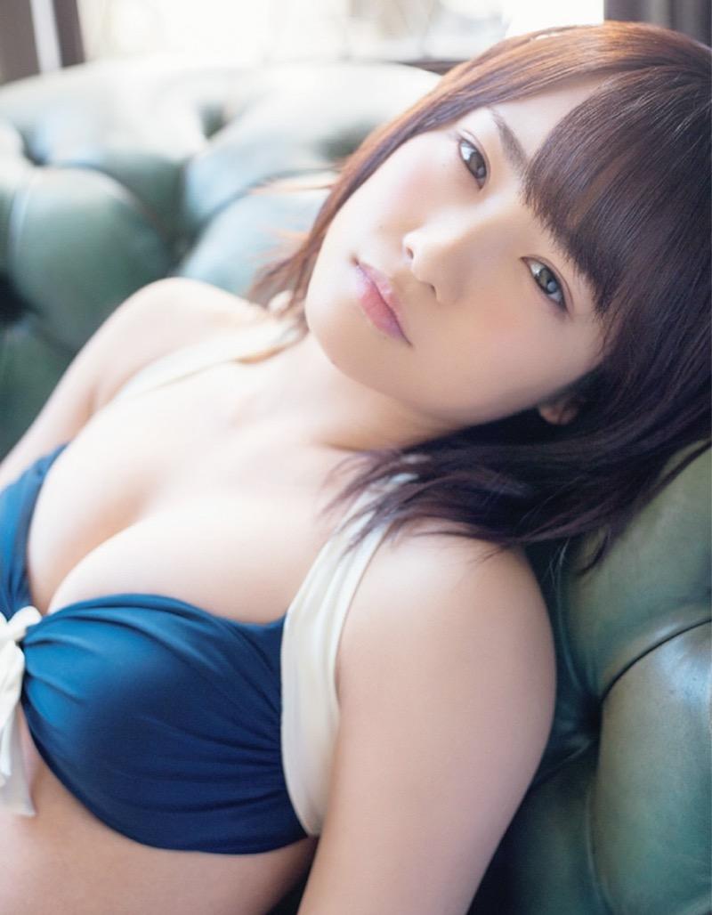 【川栄李奈グラビア画像】事件に巻き込まれてAKB48を卒業してしまった元アイドル 41