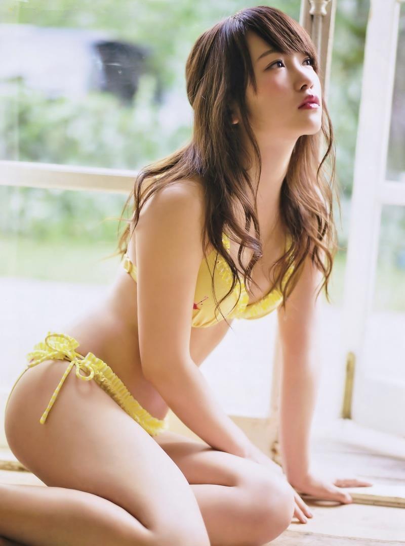 【川栄李奈グラビア画像】事件に巻き込まれてAKB48を卒業してしまった元アイドル 48