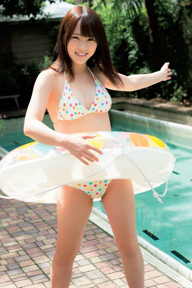 【川栄李奈グラビア画像】事件に巻き込まれてAKB48を卒業してしまった元アイドル 56