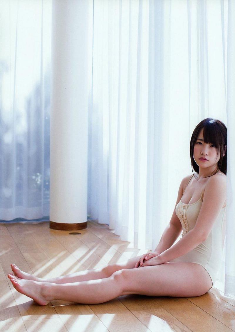 【川栄李奈グラビア画像】事件に巻き込まれてAKB48を卒業してしまった元アイドル 58