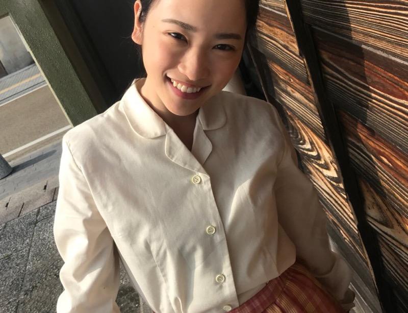 【川栄李奈グラビア画像】事件に巻き込まれてAKB48を卒業してしまった元アイドル 69