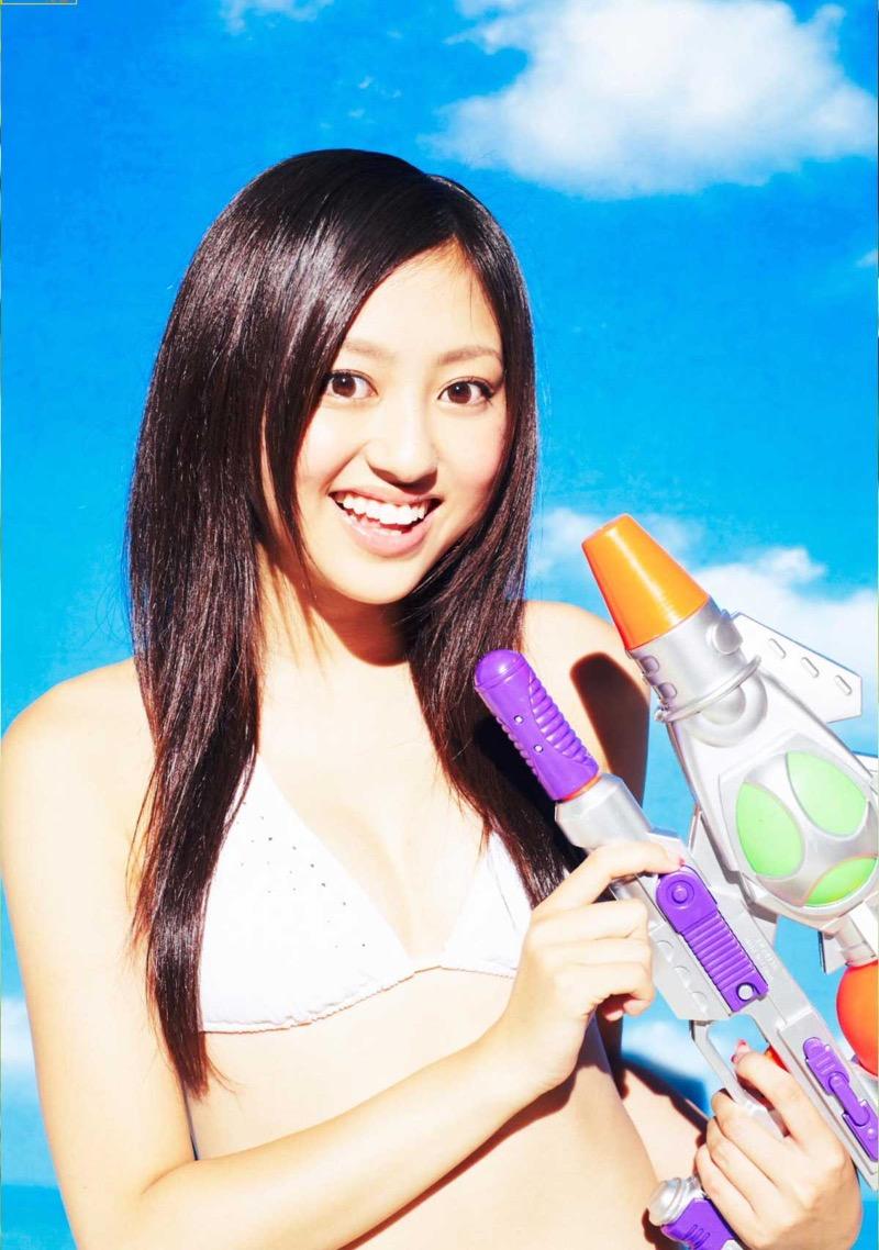 【菊地亜美グラビア画像】アイドリング!!!出身のバラエティタレントが魅せる水着グラビア 44
