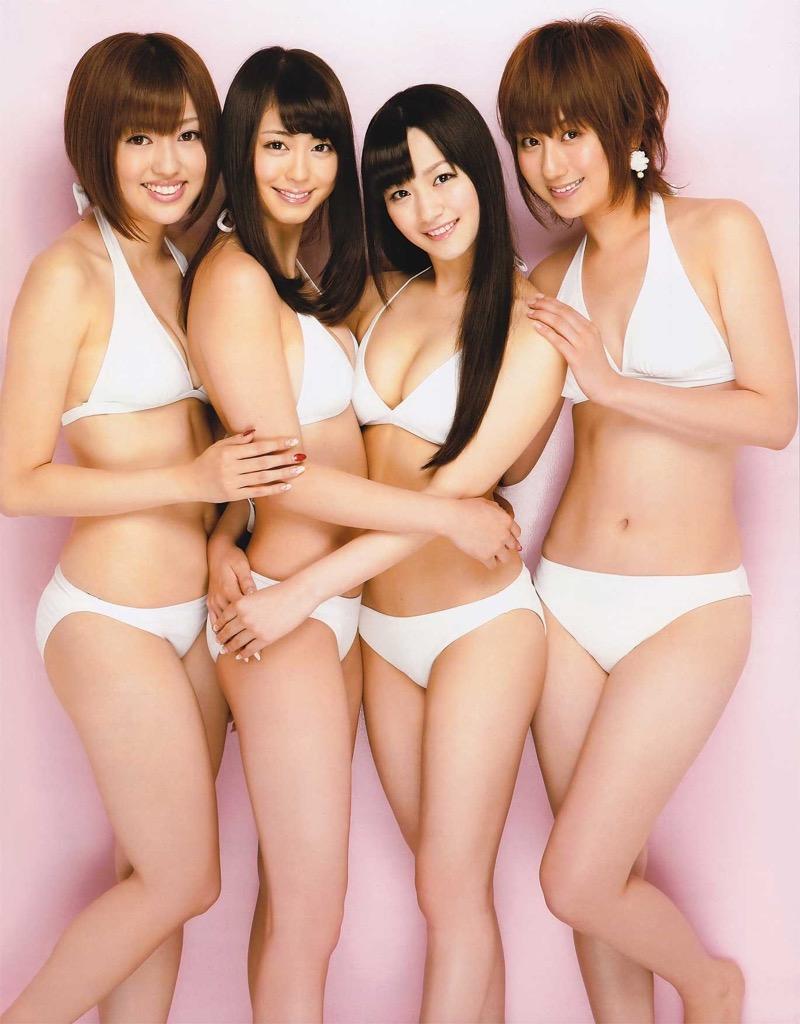 【菊地亜美グラビア画像】アイドリング!!!出身のバラエティタレントが魅せる水着グラビア 52
