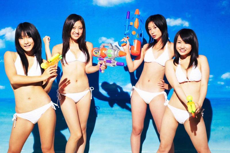 【菊地亜美グラビア画像】アイドリング!!!出身のバラエティタレントが魅せる水着グラビア 55