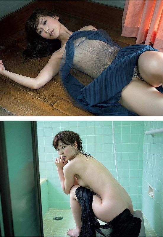 【和久井雅子グラビア画像】OLからグラビアアイドルに転身した平成最後の愛人系美女! 20