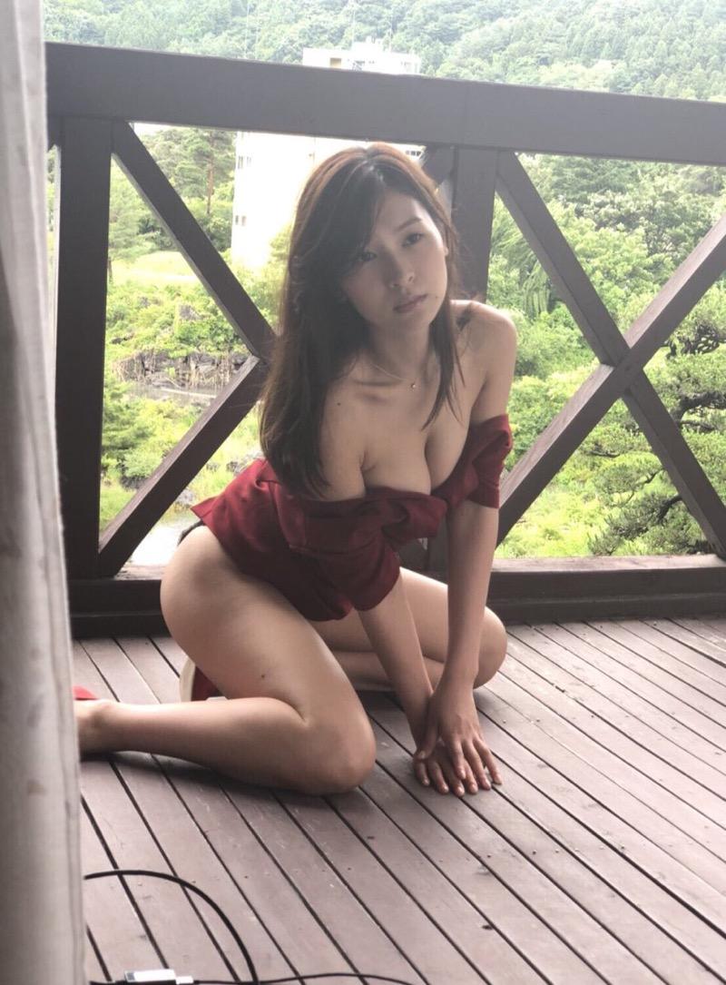 【和久井雅子グラビア画像】OLからグラビアアイドルに転身した平成最後の愛人系美女! 47