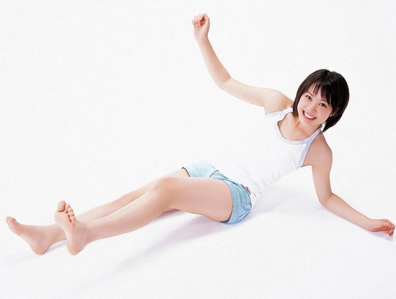 【北乃きいグラビア画像】笑顔が可愛い清純派美少女のちょっとエッチなグラビア! 10