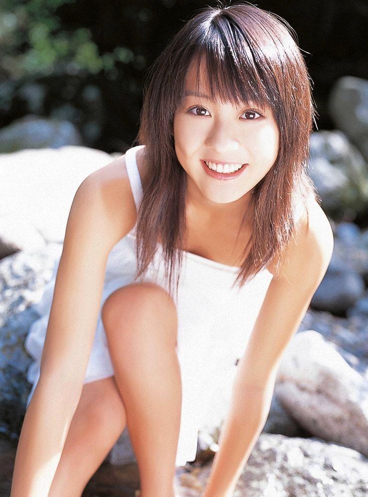 【北乃きいグラビア画像】笑顔が可愛い清純派美少女のちょっとエッチなグラビア! 103