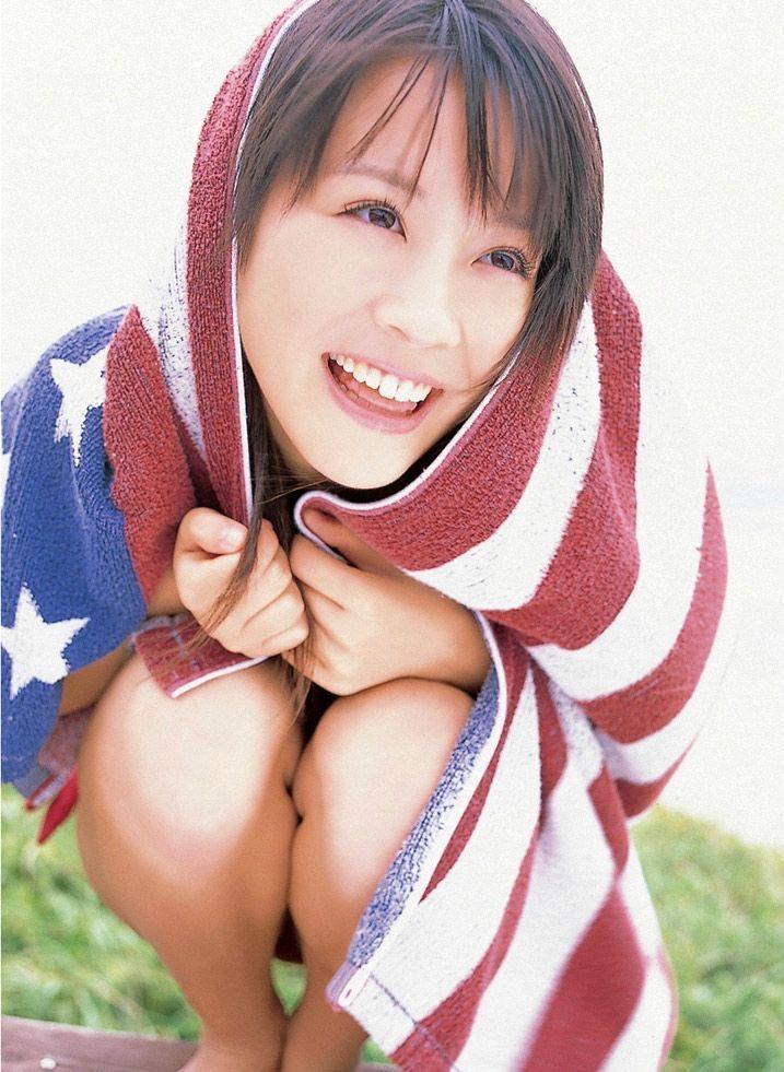 【北乃きいグラビア画像】笑顔が可愛い清純派美少女のちょっとエッチなグラビア! 117