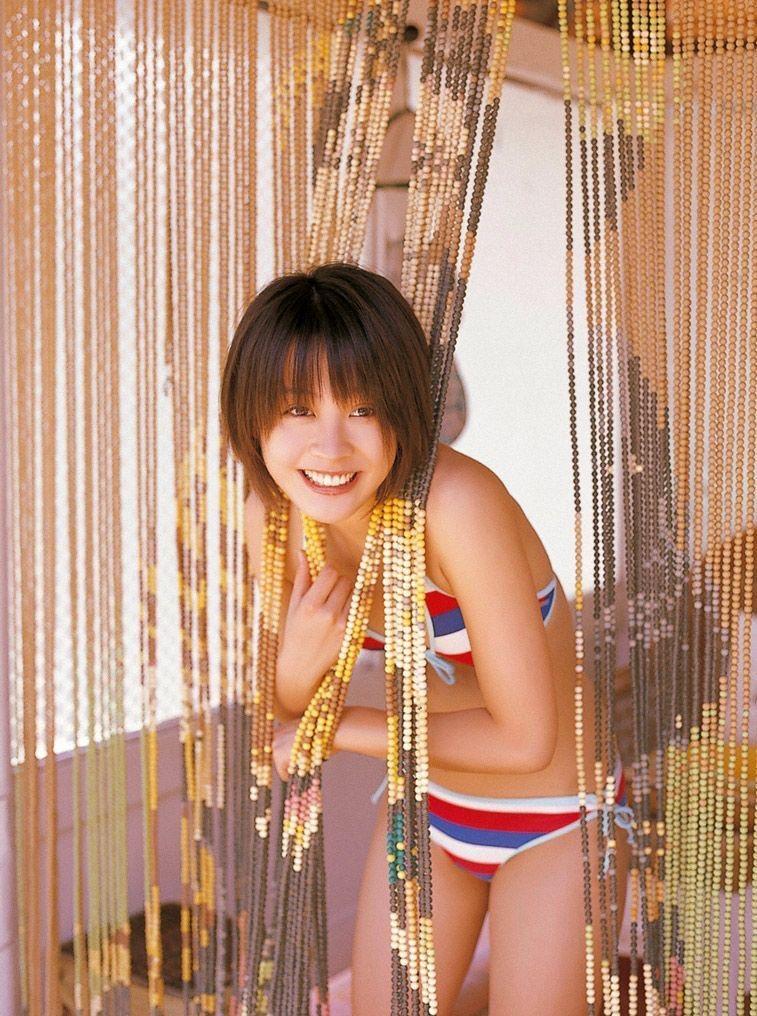 【北乃きいグラビア画像】笑顔が可愛い清純派美少女のちょっとエッチなグラビア! 122