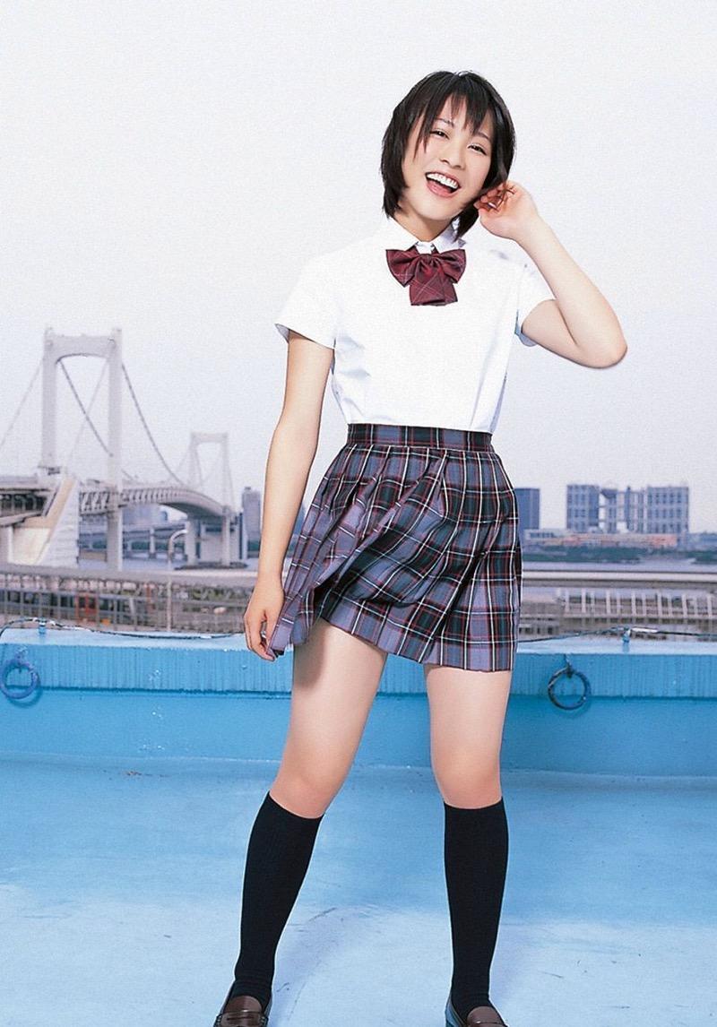 【北乃きいグラビア画像】笑顔が可愛い清純派美少女のちょっとエッチなグラビア! 124