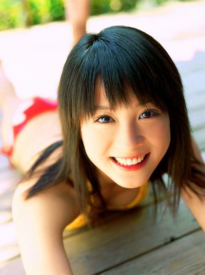 【北乃きいグラビア画像】笑顔が可愛い清純派美少女のちょっとエッチなグラビア! 128