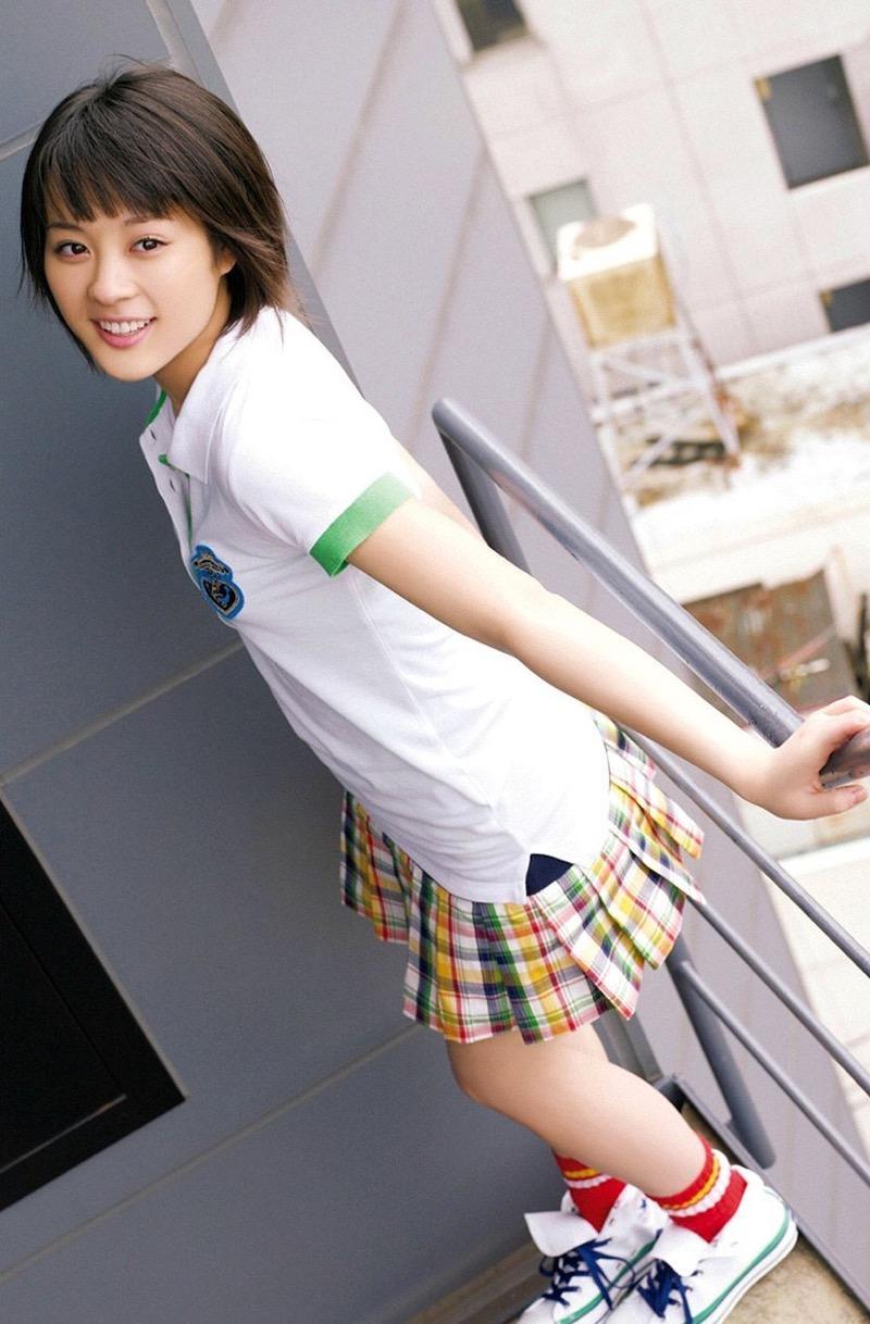 【北乃きいグラビア画像】笑顔が可愛い清純派美少女のちょっとエッチなグラビア! 30