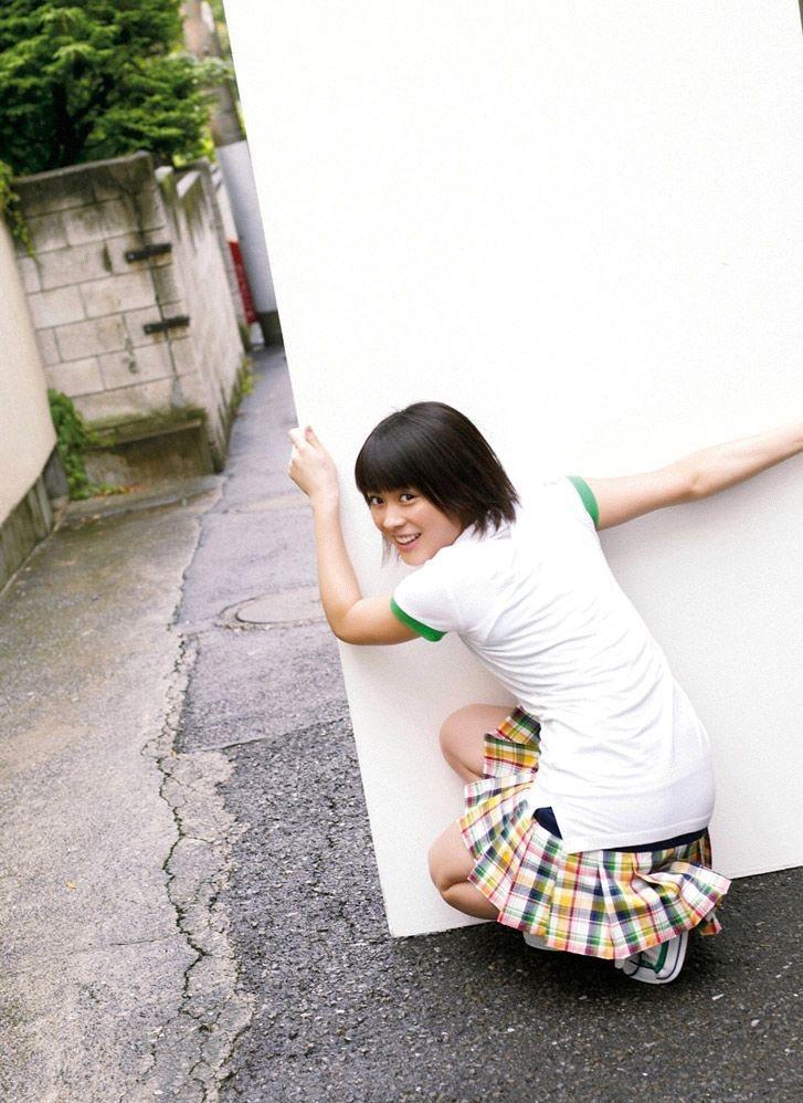 【北乃きいグラビア画像】笑顔が可愛い清純派美少女のちょっとエッチなグラビア! 33