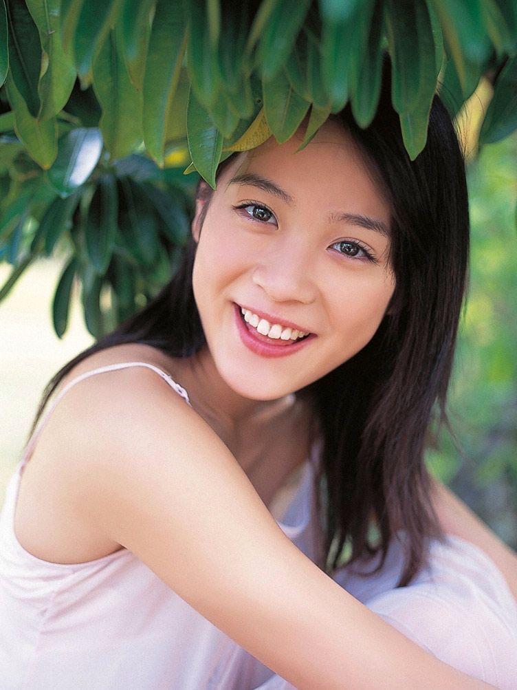 【北乃きいグラビア画像】笑顔が可愛い清純派美少女のちょっとエッチなグラビア! 41