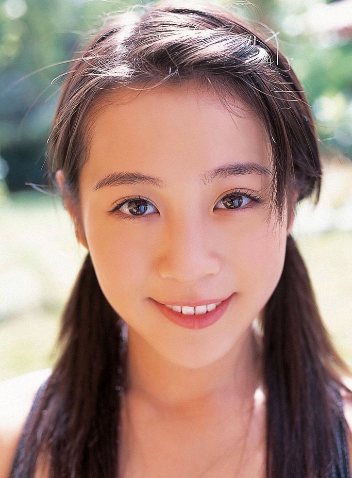 【北乃きいグラビア画像】笑顔が可愛い清純派美少女のちょっとエッチなグラビア! 57