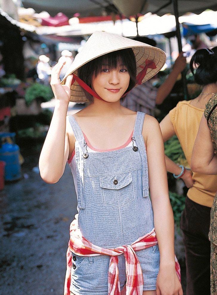 【北乃きいグラビア画像】笑顔が可愛い清純派美少女のちょっとエッチなグラビア! 88