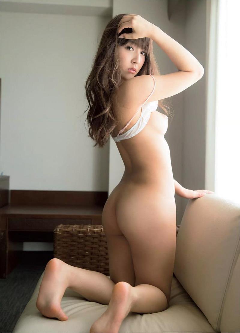 【三上悠亜エロ画像】元SKE48の鬼頭桃菜がAV女優になったら大ブレイクしちゃった! 06