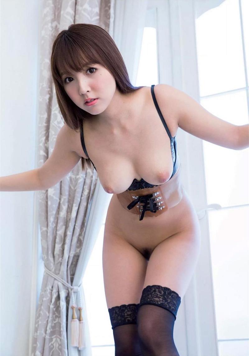 【三上悠亜エロ画像】元SKE48の鬼頭桃菜がAV女優になったら大ブレイクしちゃった! 18
