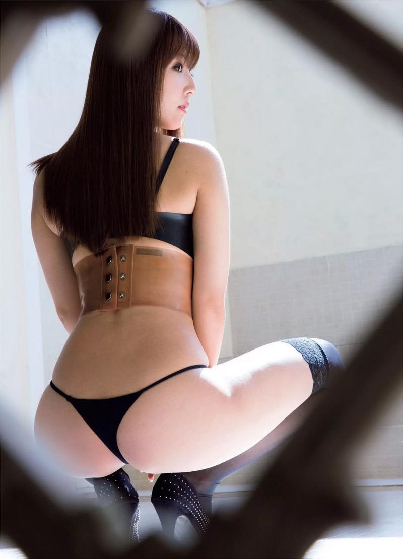 【三上悠亜エロ画像】元SKE48の鬼頭桃菜がAV女優になったら大ブレイクしちゃった! 23