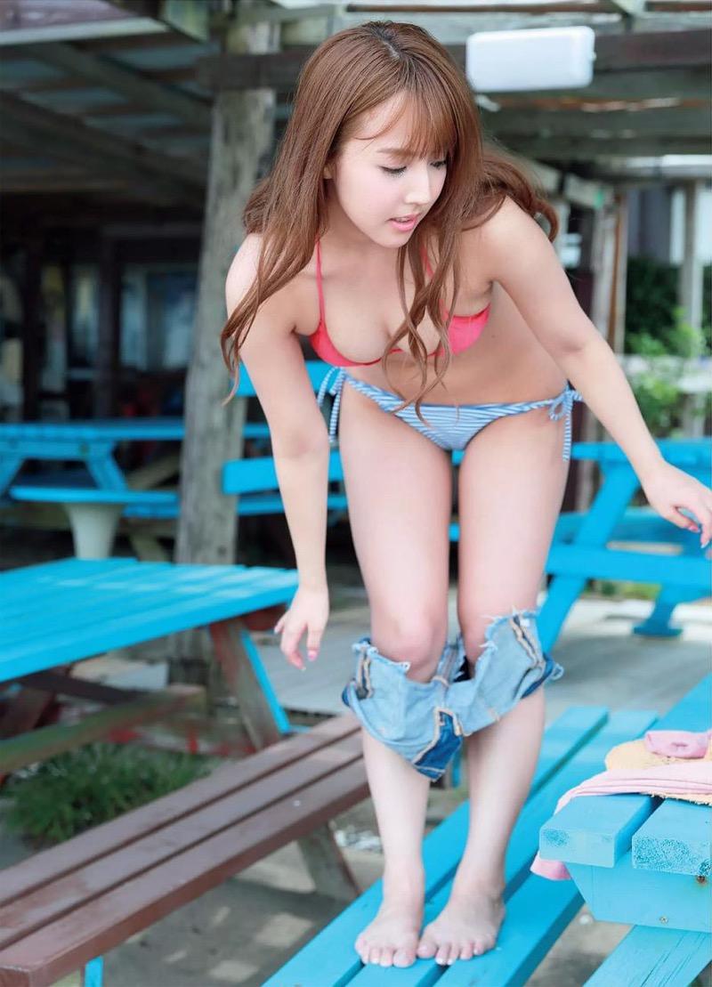 【三上悠亜エロ画像】元SKE48の鬼頭桃菜がAV女優になったら大ブレイクしちゃった! 27