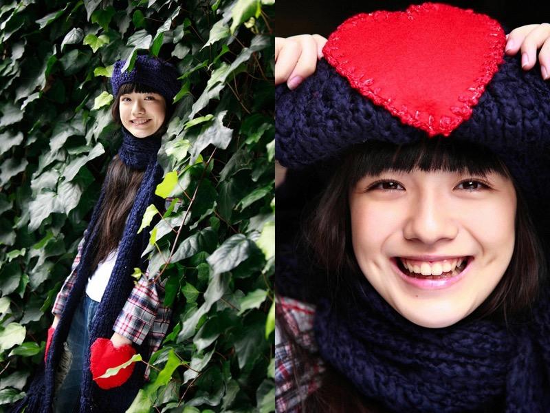 【小島藤子グラビア画像】NHKの朝ドラで話題になり映画主演も果たした女優の可愛い写真画像 09