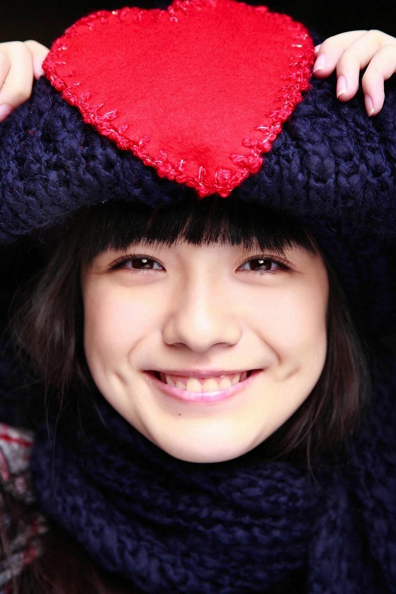 【小島藤子グラビア画像】NHKの朝ドラで話題になり映画主演も果たした女優の可愛い写真画像 10