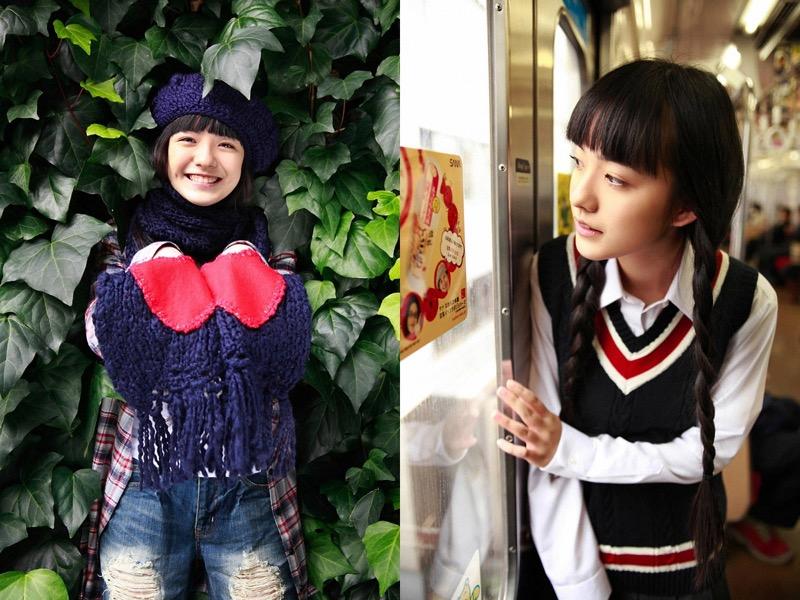 【小島藤子グラビア画像】NHKの朝ドラで話題になり映画主演も果たした女優の可愛い写真画像 13