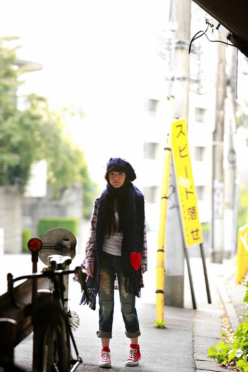 【小島藤子グラビア画像】NHKの朝ドラで話題になり映画主演も果たした女優の可愛い写真画像 14