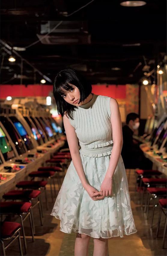 【小島藤子グラビア画像】NHKの朝ドラで話題になり映画主演も果たした女優の可愛い写真画像 32