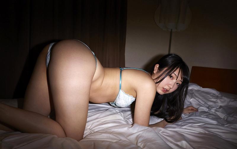 【椎名香奈江グラビア画像】柔らかそうなむっちり巨乳ボディがソソるグラビアアイドル 79