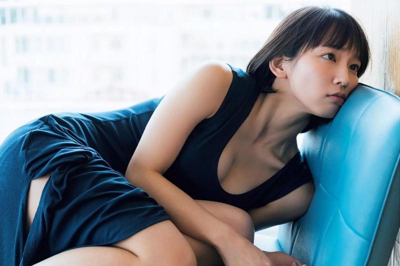 【吉岡里帆グラビア画像】どんぎつねでの可愛さに注目された美人女優のセクシー写真! 77