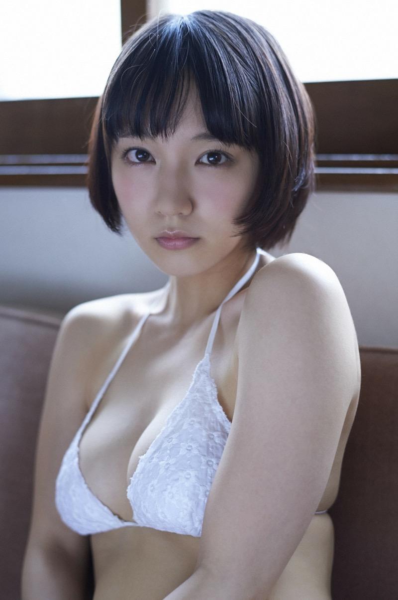 【吉岡里帆グラビア画像】どんぎつねでの可愛さに注目された美人女優のセクシー写真! 82