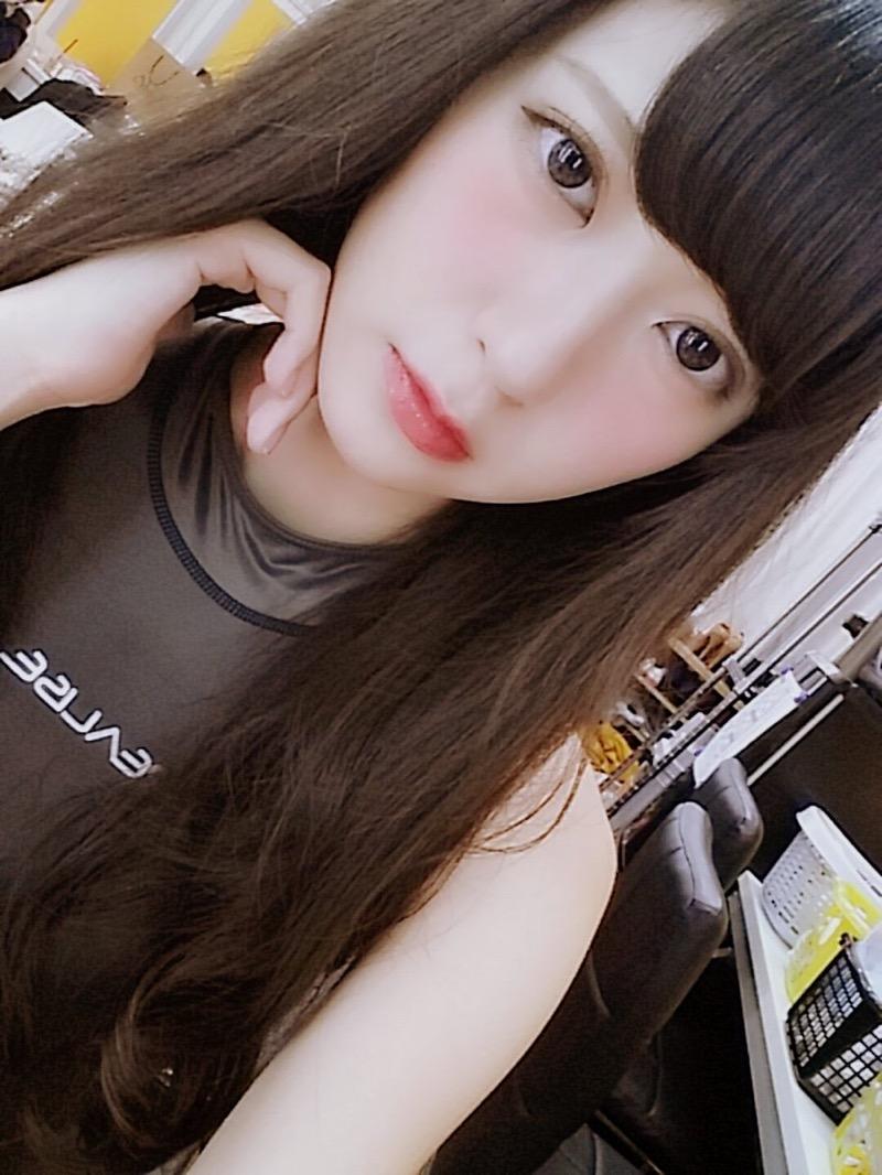 【田中めいエロ画像】9頭身スレンダー微乳ボディと大きな瞳が魅力的なグラビアイドル 49