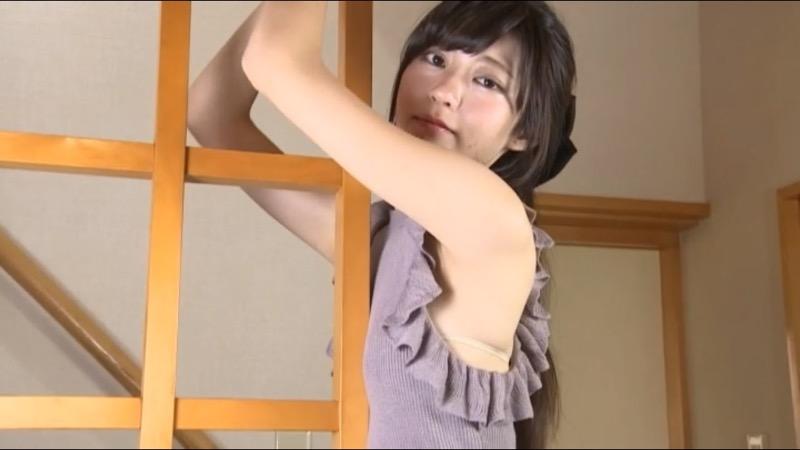【田中めいエロ画像】9頭身スレンダー微乳ボディと大きな瞳が魅力的なグラビアイドル 68