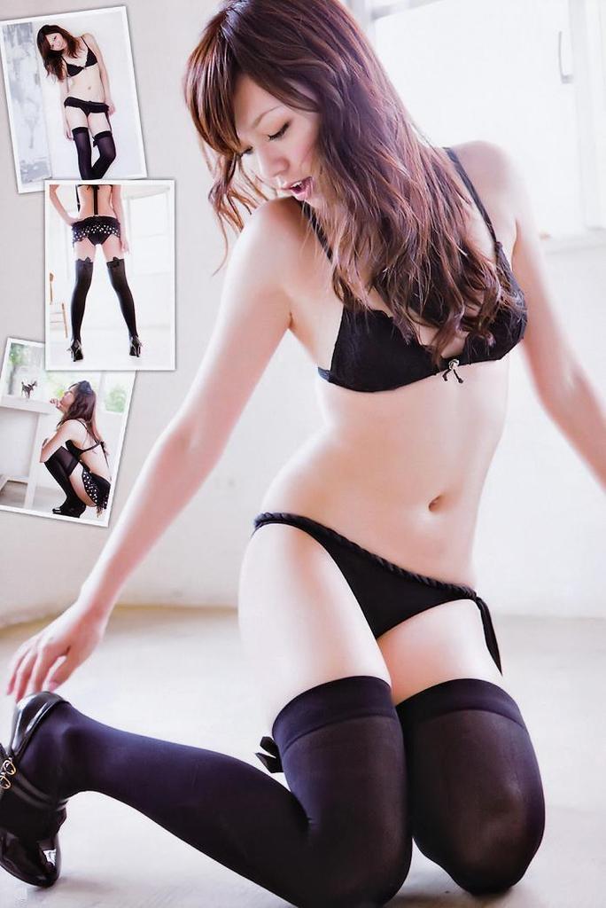 【虎南有香グラビア画像】中学生時代からファッションモデルの健康的なビキニ写真集! 26